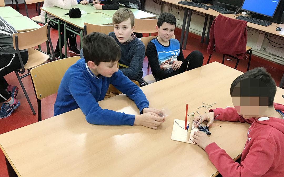 Ampla oferta de actividades extraescolares da ANPA para todo o alumnado