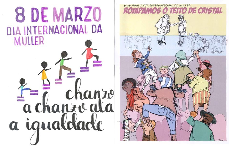 A ANPA Camiño de Santiago únese ás celebracións do Día da Muller