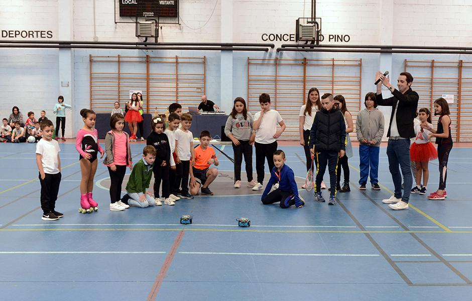 Comezan as actividades extraescolares no CPI Camiño de Santiago
