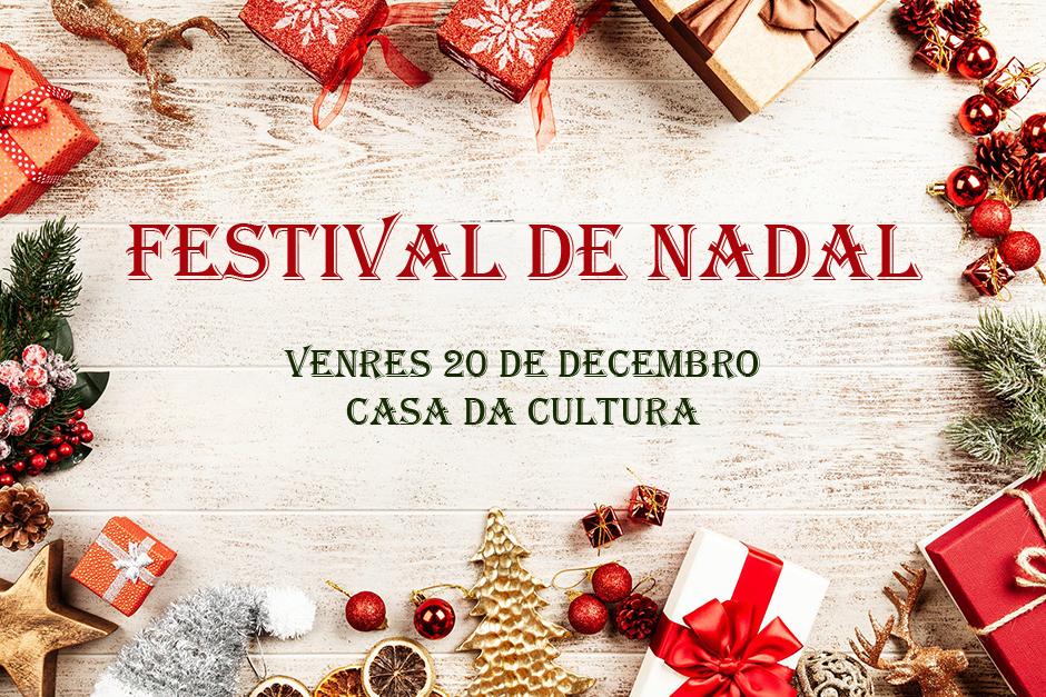 Mañá terá lugar o tradicional festival de Nadal do alumnado do CPI Camiño de Santiago
