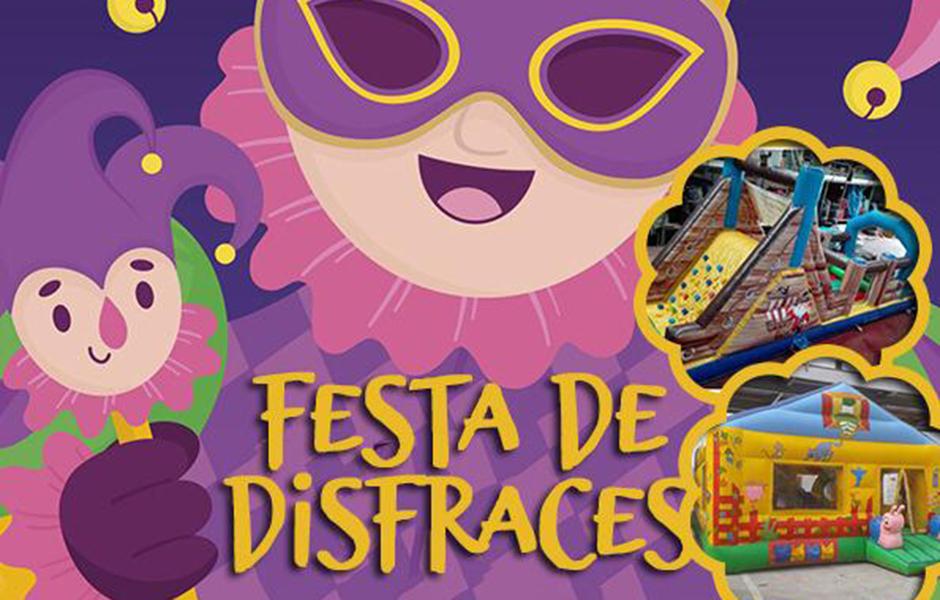 A ANPA organiza unha Festa de Disfraces o día 22 de febreiro no polideportivo para alumnado e familias
