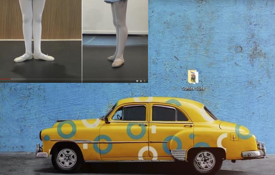 Academia Prisma publica na súa canle de Youtube vídeos de ballet, robótica e informática