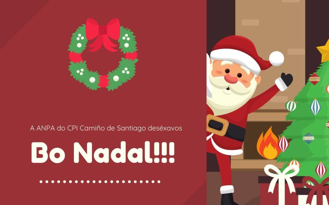A ANPA desexa a todas as familias un feliz Nadal